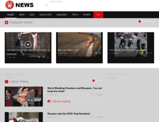 freshwallnews.com screenshot