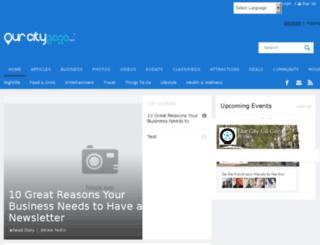 fresno.ourcitygogo.com screenshot