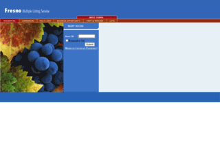 fresnomls.rapmls.com screenshot
