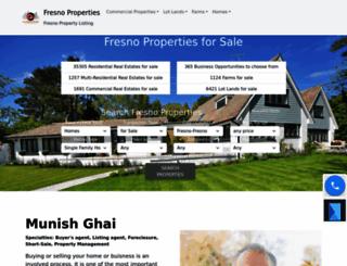 fresnoproperties.org screenshot