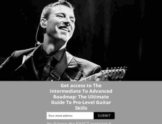 fretboardanatomy.com screenshot