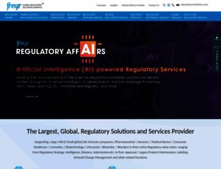 freyrsolutions.com screenshot
