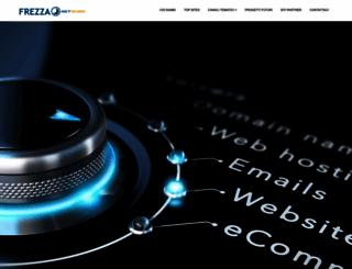 frezza.net screenshot