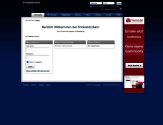 frickestilzchen.yooco.de screenshot