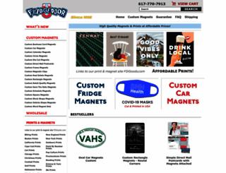 fridgedoor.com screenshot