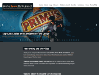 friedaward.com screenshot