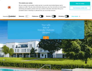 friendly-cityhotel-siegburg.de screenshot