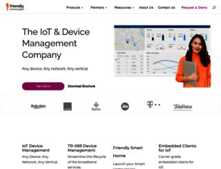friendly-tech.com screenshot