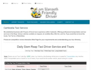 friendlydrivers.com screenshot