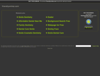 friendlysmilez.com screenshot