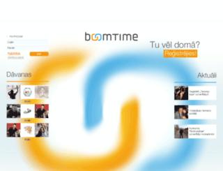 friends.boomtime.lv screenshot