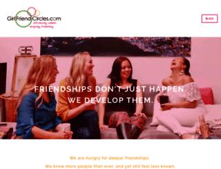 friendshipswanted.com screenshot