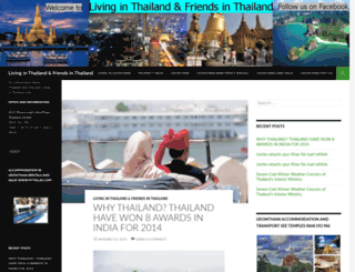 friendsinthailand.wordpress.com screenshot