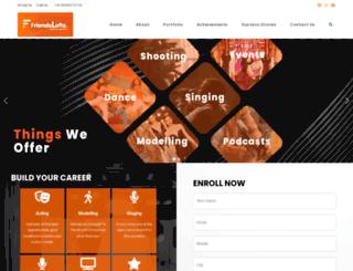 friendslofts.com screenshot