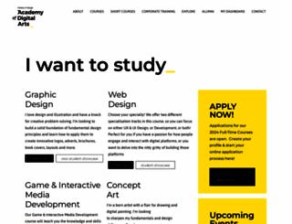 friendsofdesign.net screenshot