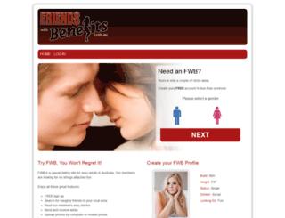friendswithbenefits.com.au screenshot