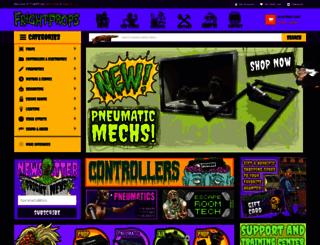 frightprops.com screenshot
