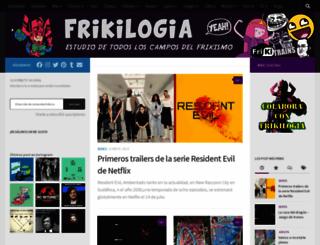 frikilogia.com screenshot