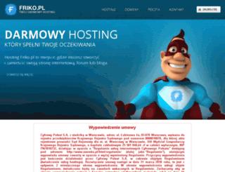friko.pl screenshot