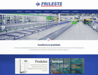 frileste.com.br screenshot