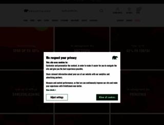 friluftsland.dk screenshot