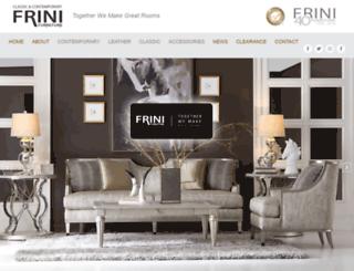 frinifurniture.ca screenshot
