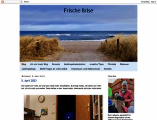 frische-brise.blogspot.de screenshot