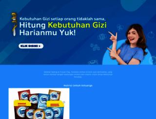 frisianflag.com screenshot