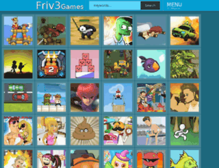 friv-3.org screenshot