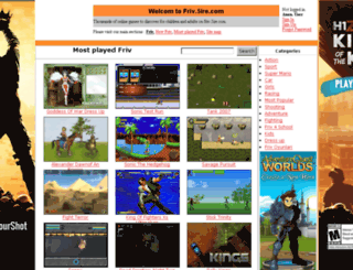 friv.5ire.com screenshot