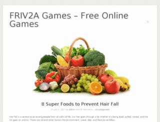 friv2a.com screenshot