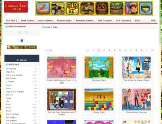 friv7.kizifriv1.com screenshot