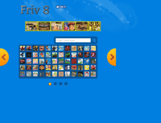 friv8.in screenshot
