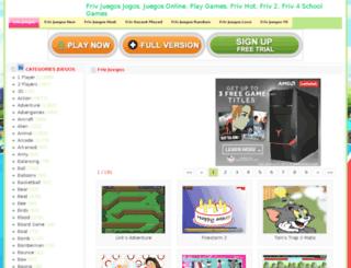 frivjuegos.name screenshot