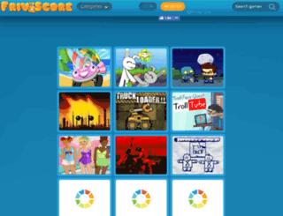 frivscore.com screenshot