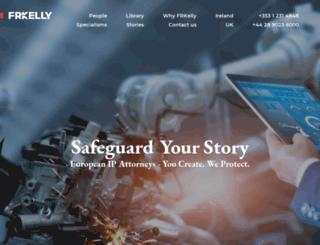 frkelly.com screenshot