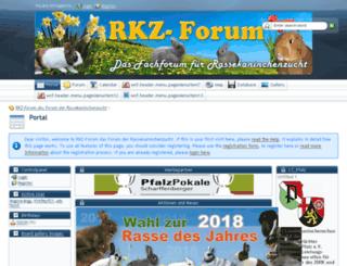 frkz.de screenshot