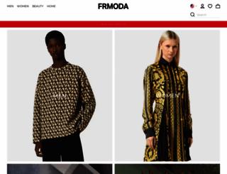 frmoda.com screenshot