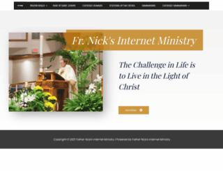 frnick.com screenshot