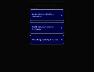 frockshop.com.au screenshot