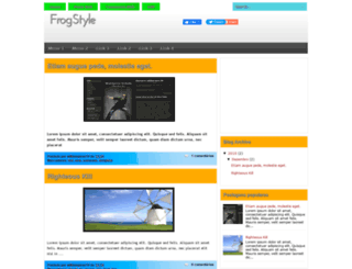 frog-style-preview.blogspot.com screenshot