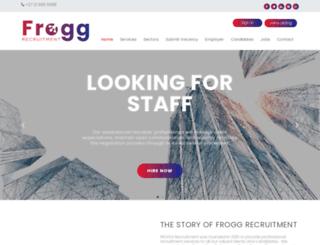 froggrecruit-sa.co.za screenshot