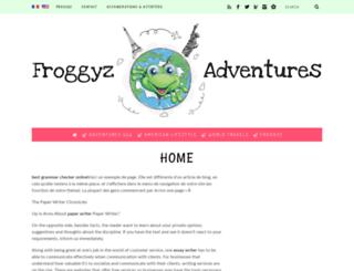 froggyz.com screenshot