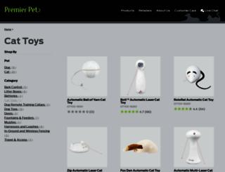 frolicat.com screenshot