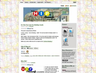fromhiptohousewife.wordpress.com screenshot