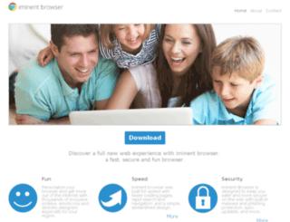 front.iminent.net screenshot