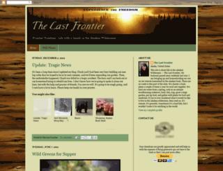 frontierfreedom.blogspot.com screenshot