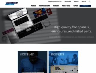 Access frontpanelexpress com  Front Panel Express: Front