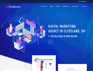 frontporchsolutions.com screenshot