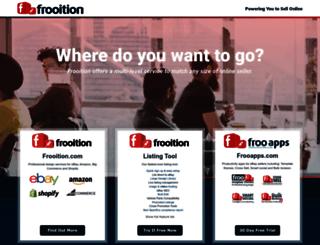 froo.com screenshot